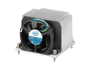 Intel BXSTS100A ThermalSolution LGA1366 for 2-Socket Servers/Workstations, active heat sink with fixed fan