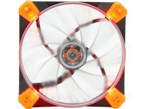 Antec TrueQuiet 120 UFO Rd 120mm Red LED Case Fan
