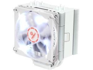 ENERMAX ETS-T40-W White 120mm Cluster CPU Cooler with Cluster APS PWM Fan