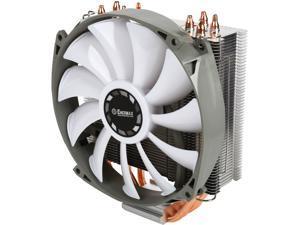 ENERMAX ETS-T40F-RF 140mm Twister Aluminum 120mm Black CPU Cooler with 140mm PWM Fan