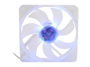SilenX EFX-12-15B 120mm Blue LED Effizio Quiet Case Fan