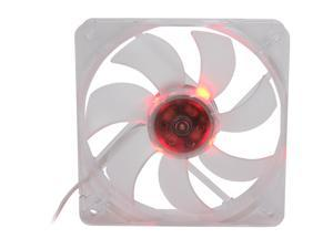 SilenX EFX-12-15R 120mm Red LED Effizio Quiet Case Fan