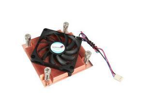 StarTech FAN7751U 70mm Ball 1U Intel Socket 775 CPU Cooler