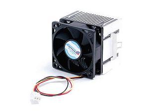 StarTech.com 60x65mm Socket A CPU Cooler Fan with Heatsink for AMD Duron or Athlon - FanDURONTB (Black)