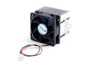 StarTech.com 60x65mm Socket A CPU Cooler Fan with Heatsink for AMD Duron or Athlon - FanDURONTB (Black)