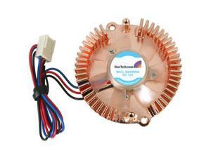 STARTECH FANUNIVGA Ball VGA Cooler Fan w/ Heatsink