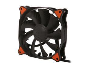 COUGAR CF-V12HB Vortex Hydro-Dynamic-Bearing (Fluid) 300,000 Hours 12CM Silent Cooling Fan (Black)