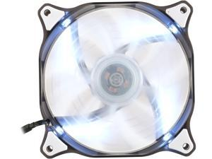 Cougar CFD12HBW 120mm White LED Case Fan