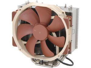Noctua NH-U14S 140mm SSO2-Bearing (Self-stabilising oil-presure bearing) CPU Cooler