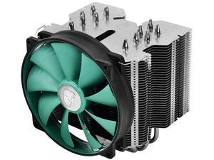 DEEPCOOL Gamer Storm Lucifer V2 CPU Cooler 6 Heatpipes 140mm Silent PWM Fan Support LGA 2011-v3