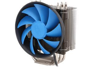 DEEPCOOL GAMMAXX S40 CPU Cooler 4 Heatpipes 120mm PWM Fan Compact Heatsink Small size fit in slim cases