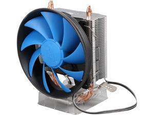 DEEPCOOL GAMMAXX 200T CPU Cooler 2 Heat pipes 120mm PWM Fan