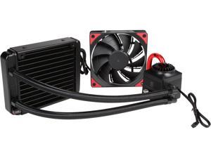 DEEPCOOL Gamer Storm CAPTAIN 120EX CPU Liquid Cooler AIO Water Cooling Ceramic Bearing Pump Visual Liquid Flow with ...