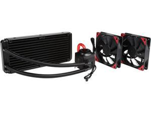 DEEPCOOL Gamer Storm CAPTAIN 240EX CPU Liquid Cooler AIO Water Cooling Ceramic Bearing Pump Visual Liquid Flow with ...