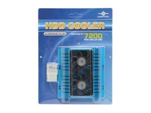 Vantec Aluminum Hard Drive Cooler with Dual Fans - Model HDC-502A