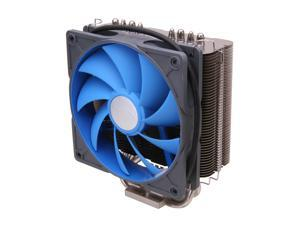 LOGISYS Computer MC4001IM 120mm Hydro Bearing Ice Matrix 400 CPU Cooler