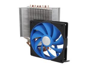 LOGISYS Computer MC4002IW 120mm Hydro Bearing Ice Wind CPU Cooler