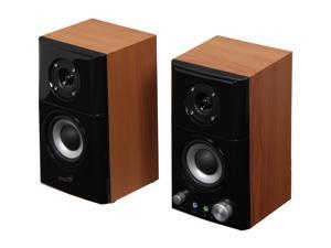 Genius Hi-Fi Wooden Speaker 2.0 SP-HF500A 14 W 2.0 Hi-Fi Wood Speakers