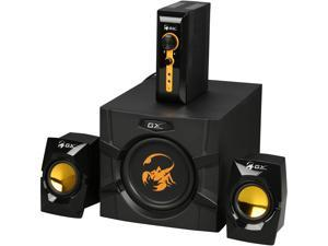 Genius GX Gaming SW-G2.1 3000 70 Watts RMS 2.1 Speaker System