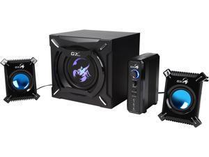 Genius GX Gaming SW-G2.1 2000 woofer gaming speaker system