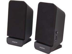 Creative A60 Desktop 2.0 Speaker System, 51MF1635AA003