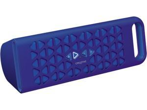 Creative MUVO 10 Speaker System - Wireless Speaker(s) - Blue