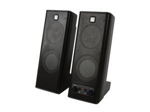 Logitech X-140 5 watts 2.0 Speakers
