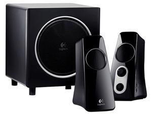 Logitech Z523 40 Watts 2.1 Speaker System with Subwoofer