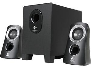 Logitech Z313 25 watts 2.1 Speaker System