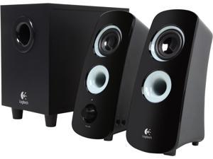 Logitech Z323 2.1 Speaker System (Refurbished)