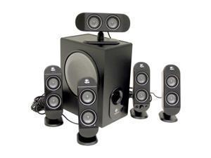 Logitech X-530 70 Watts 5.1 Speaker