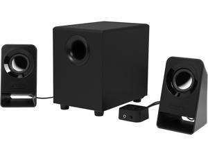 Logitech Z213 (980-000941) 7 watts (RMS)/ 14W peak 2.1 Speakers