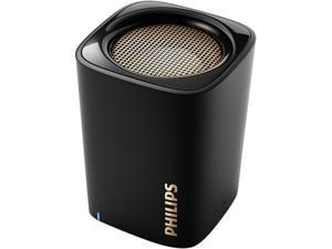 Philips BT100B/37 Wireless Mini Compact Portable Bluetooth Speaker