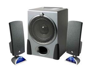 Cyber Acoustics CA-3550rb 68 watts 2.1 Speaker