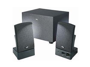 Cyber Acoustics CA-3001wb 5 Watts total RMS 2.1 Speaker
