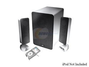 Cyber Acoustics CA-3698 2.1 Platinum Series High Performance Speaker System