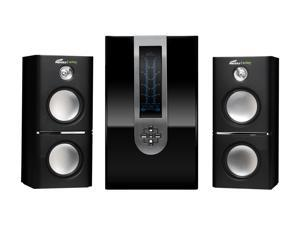 Eagle Arion ET-AR510LR-BK 2.1 Soundstage Speakers