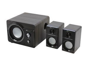 Eagle Arion ET-AR306-BK 2.0 Compact Speaker - 50Hz to 18kHz, 50 Watts