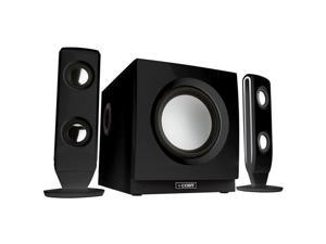 COBY CSMP77 2.1 Multimedia Speaker System