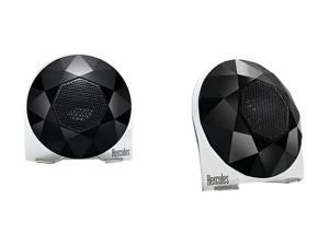Hercules 4769230 2.0 XPS Diamond USB Multimedia Speakers