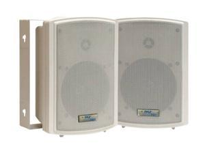 "PYLE PDWR53 5.25"" Indoor/Outdoor Waterproof Wall Mount Speakers"