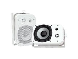 "PYLE PDWR40W 5.25"" Indoor/Outdoor Waterproof Speakers - White"