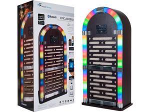 Northwest 72-15733 Big Bluetooth Juke Box Speaker System - Lights