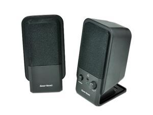 Gear Head SP2600ACB 2.0 Powered Desktop Speaker System