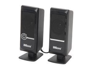 iMicro SP-IMSD680 2.0 USB Pure Digital Speakers