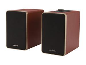 Microlab SP-H21BW 2.0 Bluetooth Wireless Speaker (Brown)