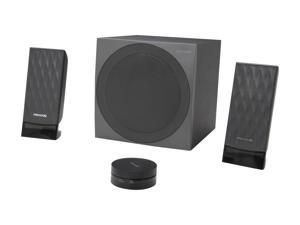 Microlab SP-FC20BK 2.1 Powerful Subwoofer DSP Stereo Speakers