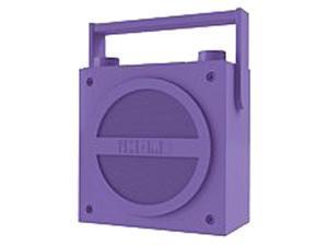 iHome iBT4UC Speaker System - Wireless Speaker(s) - Purple