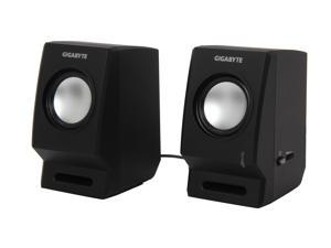 Gigabyte GP-S2000 2.0 Channel USB Powered Stereo Speakers