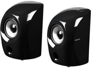 Gigabyte GP-S3000 USB 3.0 Digital USB Speakers – Black